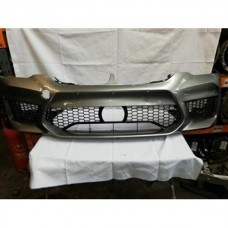 BMW M5 F90 FRONT BUMPER WITH GRILLS