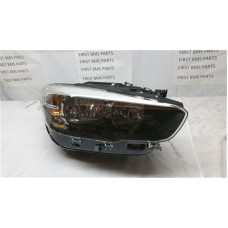 BMW 1 SERIES F20 HELLA HALOGEN HEADLIGHT LCI 1LG011919441 O/S