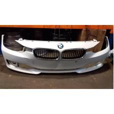 BMW 3 SERIES F30 F31 PRE LCI SE FRONT BUMPER SKIN WHITE