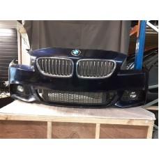 BMW 5 Series M Sport LCI F10-11 14-17 Front Bumper Genuine 8060195-03 COMPLETE