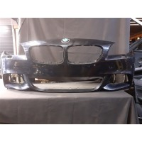 BMW 5 SERIES F10 M-SPORT FRONT BUMPER SKIN *WITH FOGLIGHT BRACKETS*