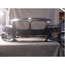 BMW 5 SERIES F10 M-SPORT FRONT BUMPER SKIN *WITH FOGLIGHT BRACKETS*