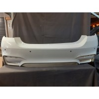 BMW M4 COUPE CABRIO F82 F83 2014-2019 REAR BUMPER GENUINE