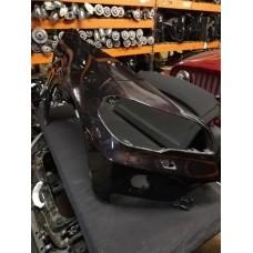 BMW X5 E70 PRE LCI O/S WING